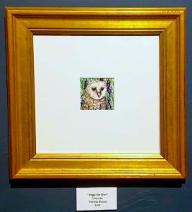 Ziggy The Owl 2020